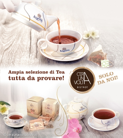 tea leighton tazza