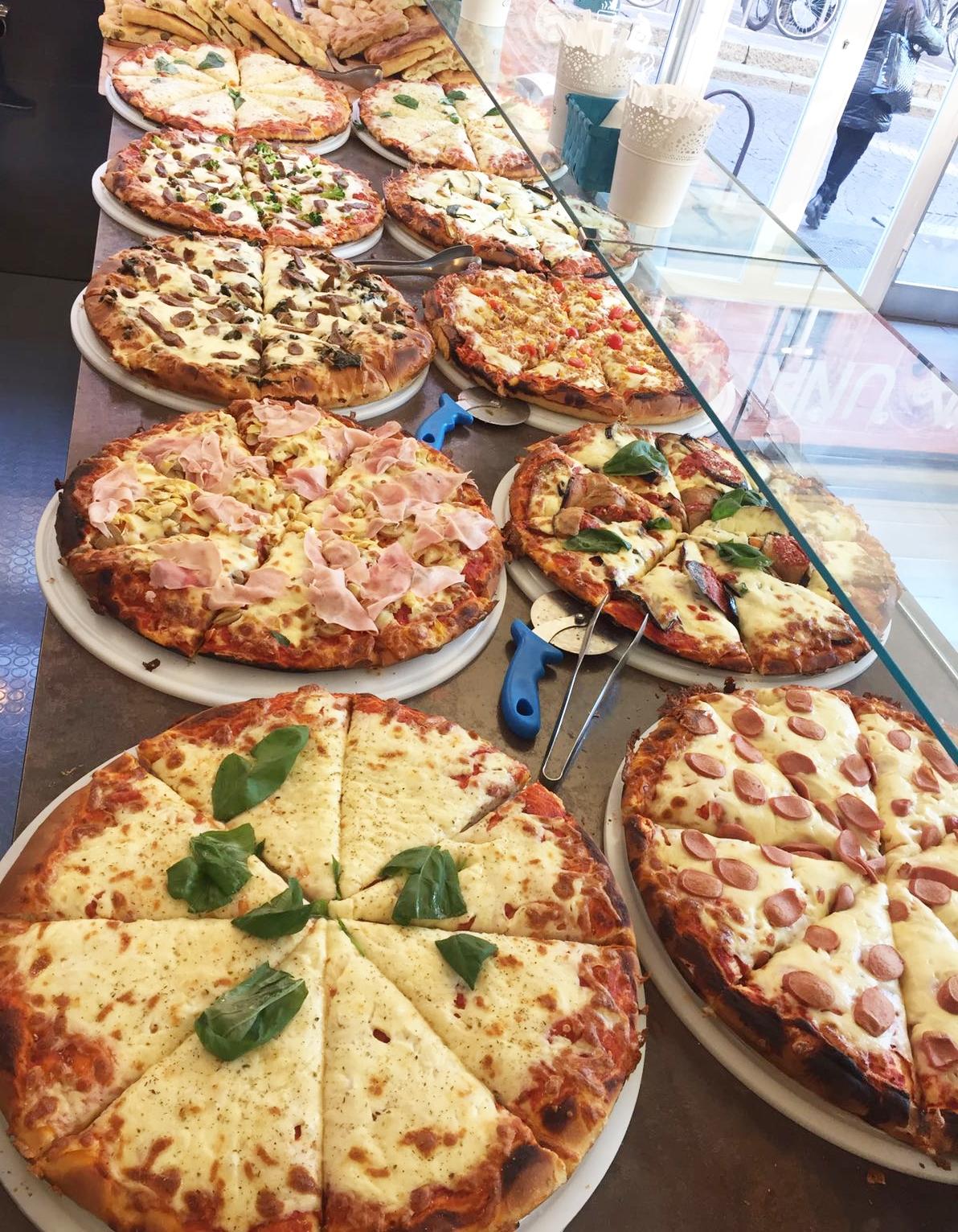 pizza tutti i giorni